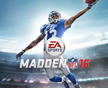 Madden NFL 16 PlayStation 4 - 1000K