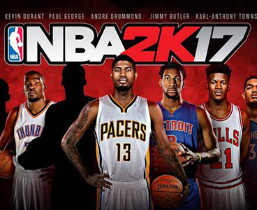 NBA 2K 17 Playstation 4 Coins - 100K